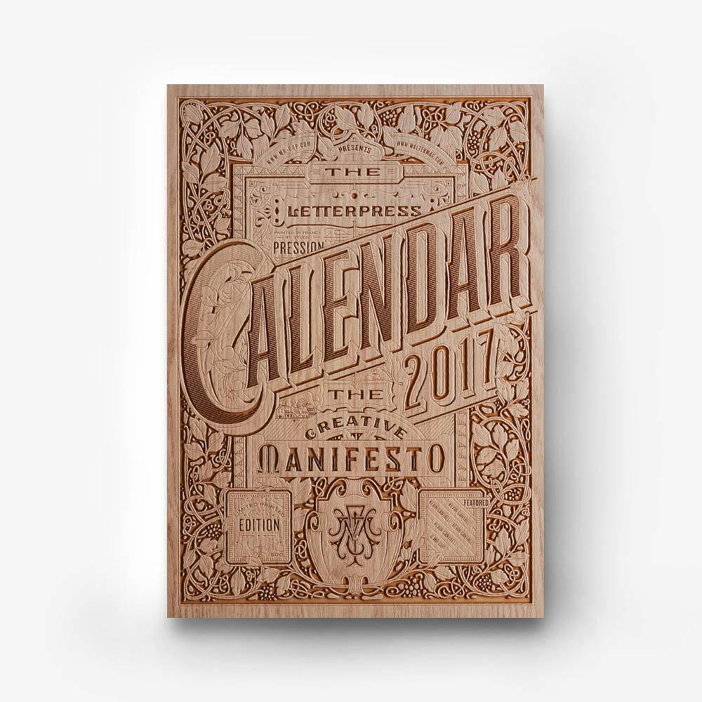 calendar-2017-wood